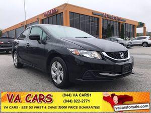 2014 Honda Civic Sedan for Sale in Richmond, VA