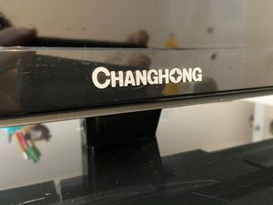 HD Flat TV 1080 40 inches Changhong for Sale in Tamarac, FL