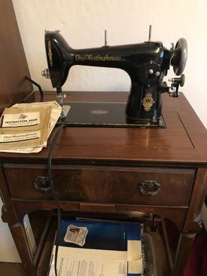 Westinghouse sewing machine for Sale in Los Gatos, CA