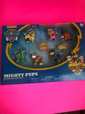 PAW PATROL MIGHTY PUPS $12 NEW for Sale in Wauchula, FL