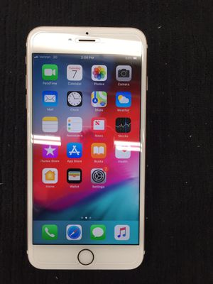 Rose Gold iPhone 6S Plus Unlocked for Sale in Los Angeles, CA