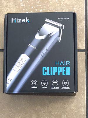 Hizek Hair clipper for Sale in Huntington Park, CA