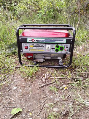 Starke economical generator for Sale in Federal Way, WA