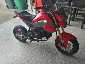2017 Honda Grom for Sale in Orland Hills, IL