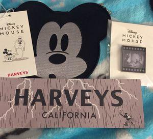 Harveys Mickey Spooky Coin Purse Enamel Pin Sticker Disney for Sale in Las Vegas, NV