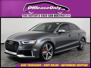 2017 Audi RS 3 for Sale in West Palm Beach, FL