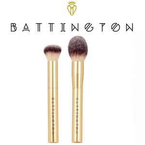 Battington Powder, Contour Makeup Brushes Set for Sale in Bellingham, WA