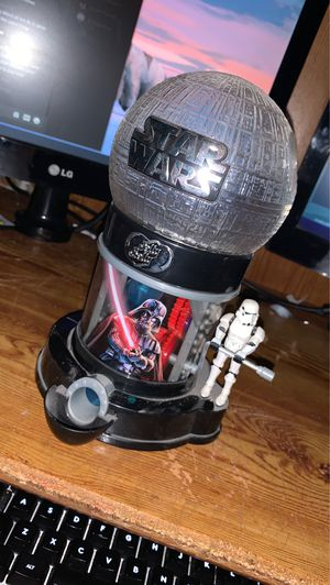 Star Wars mini Gum-ball machine for Sale in Avondale, AZ