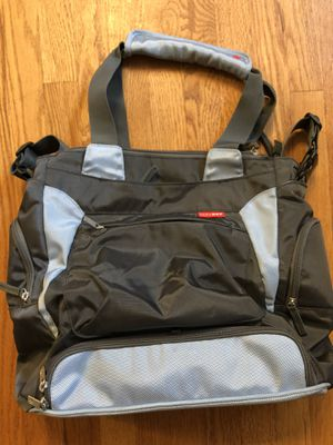 Like New Skip Hop Diaper Bag for Sale in Westchester, IL