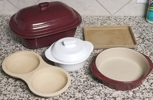 Pampered Chef Stoneware for Sale in Hutto, TX