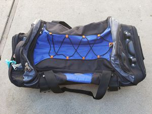 Travel rolling back pack duffle bag for Sale in La Habra, CA