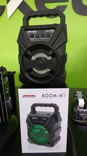 Bluetooth Boom-M1 for Sale in Amarillo, TX