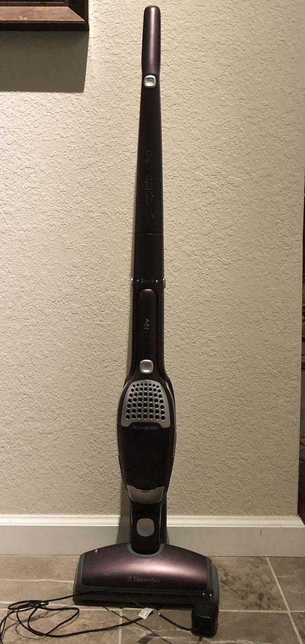 Electrolux Vacuum Ergorapido Ultra 2in1