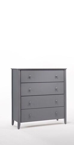 Two twin bed one nightstand and one chest gray for Sale in Falls Church, VA