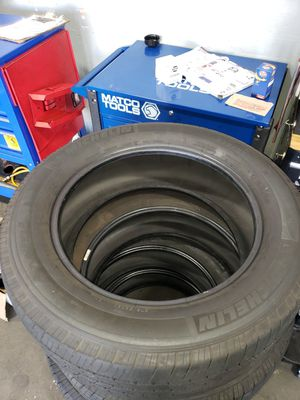 4 michelin 275/55/20 for Sale in Kissimmee, FL