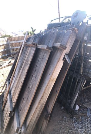 Free fire wood for Sale in Phelan, CA