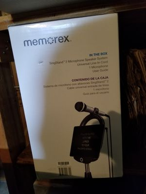 Memorex karaoke machine for Sale in West Collingswood Heights, NJ