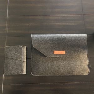 """OMIEE MacBook Pro 13-13.3 Inch Sleeve Felt Laptop Protective Case for 2016-2018 MacBook Pro, 2017-2018 MacBook Air, 12.9"""" iPad Pro, Dell XPS 13, Lenov for Sale in Livingston, CA"""