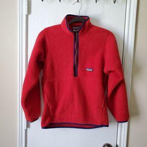 Patagonia synchilla mens Fleece Quarter Zip Pullover XS for Sale in Houston, TX