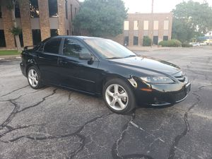 2008 Mazda 6 1 owner runs smooth payments available for Sale in San Antonio, TX