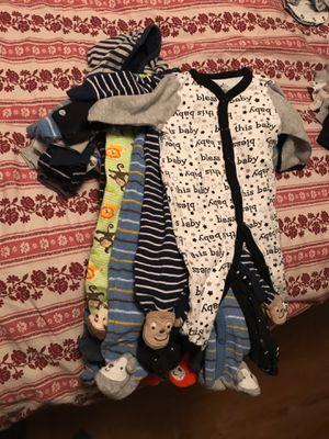 Baby Boy Sleepers (3mo) for Sale in Jensen Beach, FL