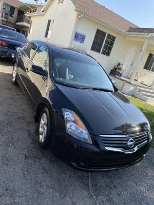 2008 Nissan Altima s miles 97,000 4 cilynders for Sale in Lynwood, CA