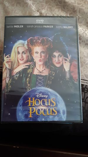 New, never used Hocus Pocus DVD for Sale in Kewaskum, WI