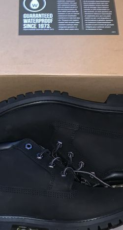Womens Black Timberlands Size 9 for Sale in Broomall,  PA