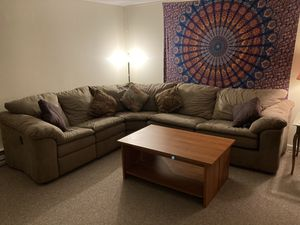 Sectional Couch- very comfortable! for Sale in Asbury Park, NJ