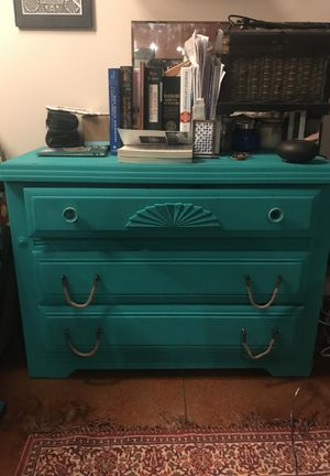 Refurbished dresser with new hardware for Sale in Portland, OR