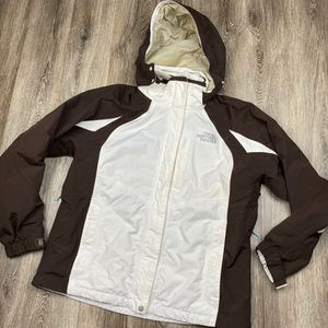 North face hyvent jacket* womens large for Sale in Sagle, ID