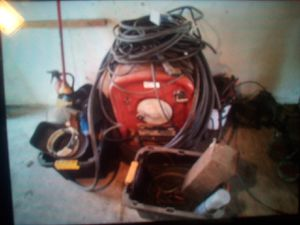"""Lincoln arch welder"""" idealarch 250"""" for Sale in Manteca, CA"""