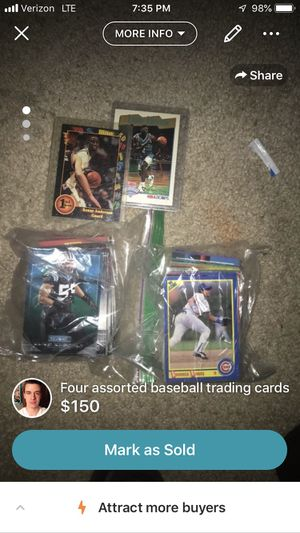 Base ball and football cards for Sale for sale  Kearny, NJ