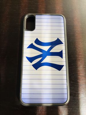 New York Yankees iPhone X Case for Sale in Irvine, CA
