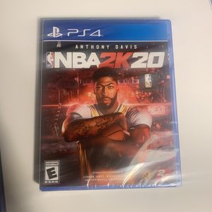 Nba 2k20. Ps4 brand new for Sale in East Peoria, IL