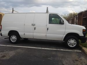 Cargo van Ford 2008 180k miles for Sale in Silver Spring, MD