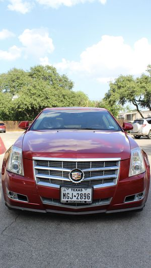 Cadillac CTS beautiful for Sale in San Antonio, TX