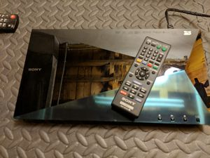 Sony Blu-ray player BDP-S5100 for Sale in Acton, MA