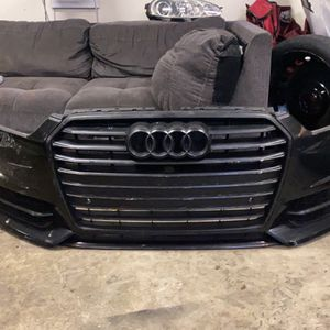 2016 C7.5 Audi A6 Front Bumper for Sale in Puyallup, WA