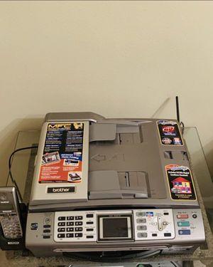 Brother printer/fax machine for Sale in Bellevue, WA