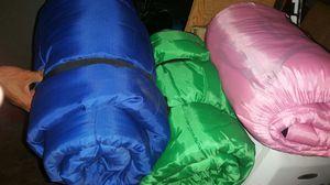 3 sleeping bags for Sale in Los Angeles, CA