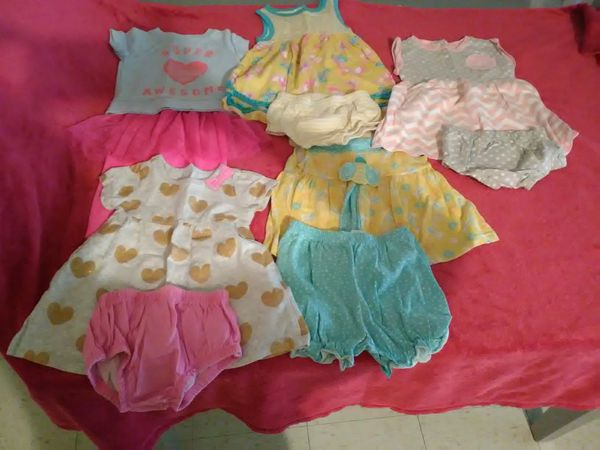 Baby clothes 3_6 month