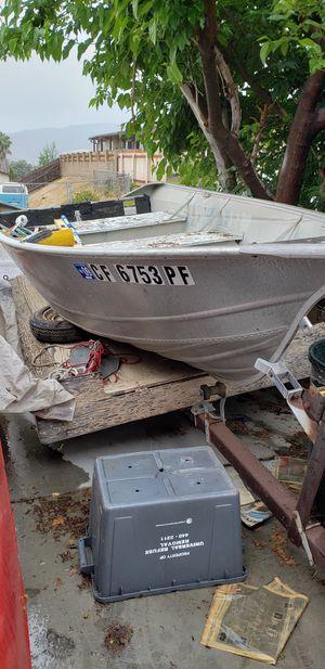 Valco aluminum boat for Sale in Santee, CA