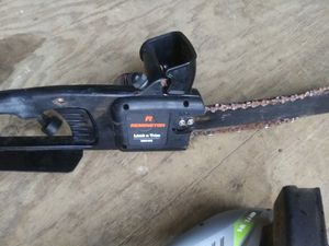 Chainsaw and trimmer for Sale in Columbus, OH