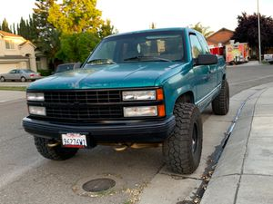 93 chevy silverado 4x4 extended cab for sale! for Sale in French Camp, CA