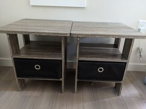 2 french end tables for Sale in San Francisco, CA