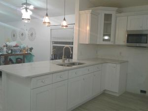 Kitchen countertop and cabinets! Sink and faucet included! 10x10 for Sale in Oviedo, FL