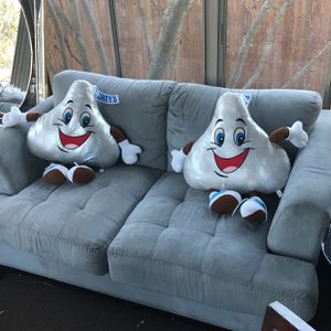 Gray Sunporch Couch Set for Sale in Plainfield, IL