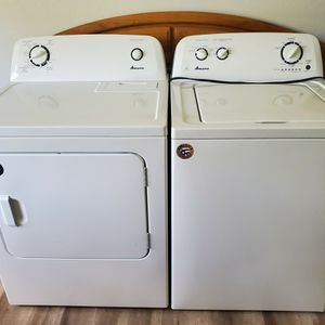 Amana Washer & Dryer for Sale in Naples, FL