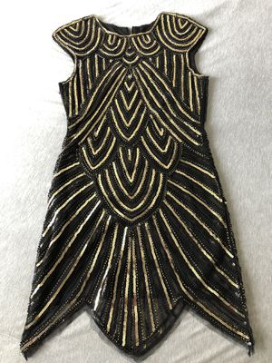 Gatsby sequins dress for Sale in Hollywood, FL
